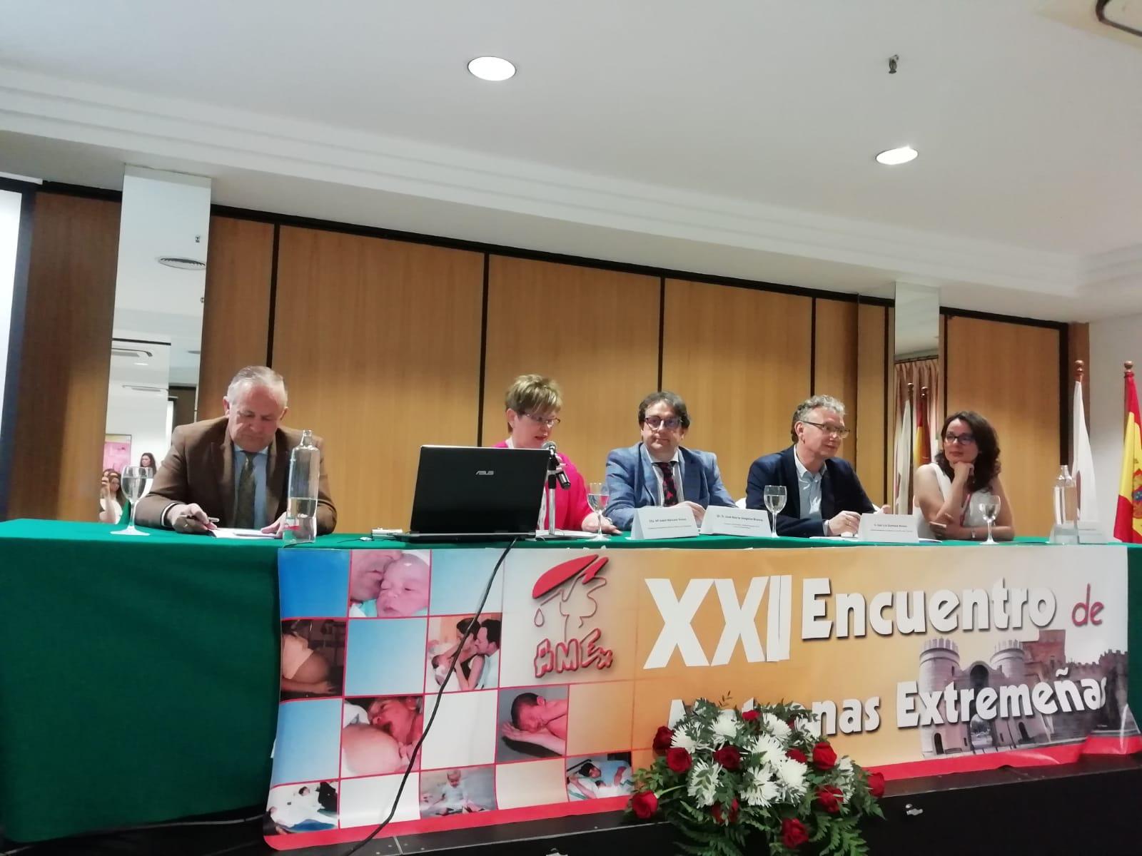 10-ACTO-DE-INAUGURACIÓN-XXII JORNADAS APMEX Don Benito